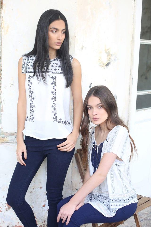 העין השלישית - חולצה- טרנדים - סטייל - אופנת נשים - Fashion - אופנה ישראלית