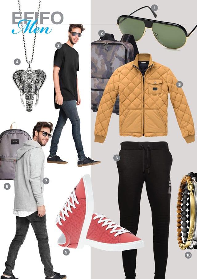 EFIFO. מגזין אופנה. MEN'S SHOPPING#12#16-7