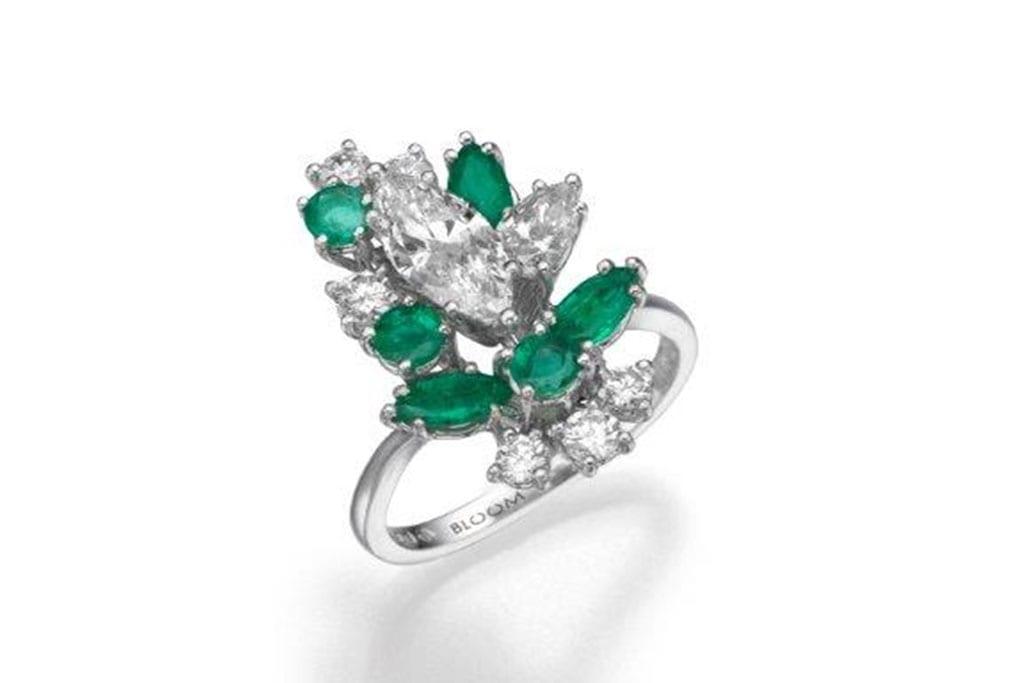 EFIFO. מגזין אופנה: יהלומים לסילבסטר, תכשיטי זהב לסילבסטר