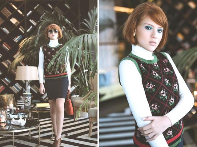 אופנה: ילדות טובות כמו בסדרת הנעורים. צילום: אלמוג גבאי-5