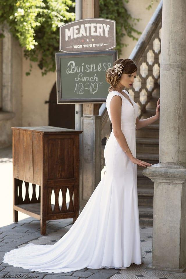 שמלות כלה: נטלי רחמים, גליה זוהר01