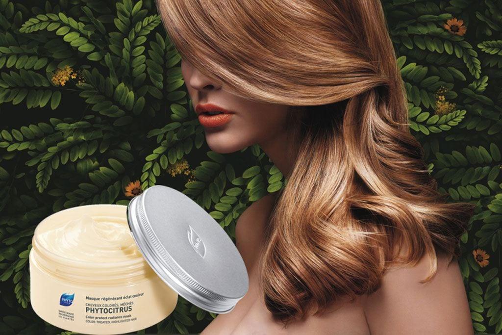 אופנה: מסכת הזנה ושיקום לשיער צבוע, מובהר או מסולסל-1