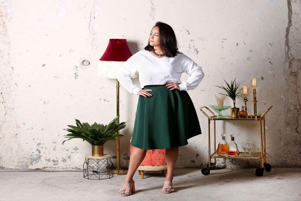 אופנת נשים, מידות גדולות, פלאס סייז, מיתוסים באופנה-1