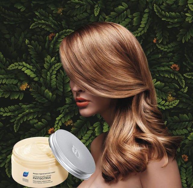 אופנה: מסכת הזנה ושיקום לשיער צבוע, מובהר או מסולסל-2