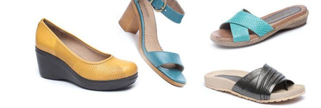נעלי נוחות נעלי מורן