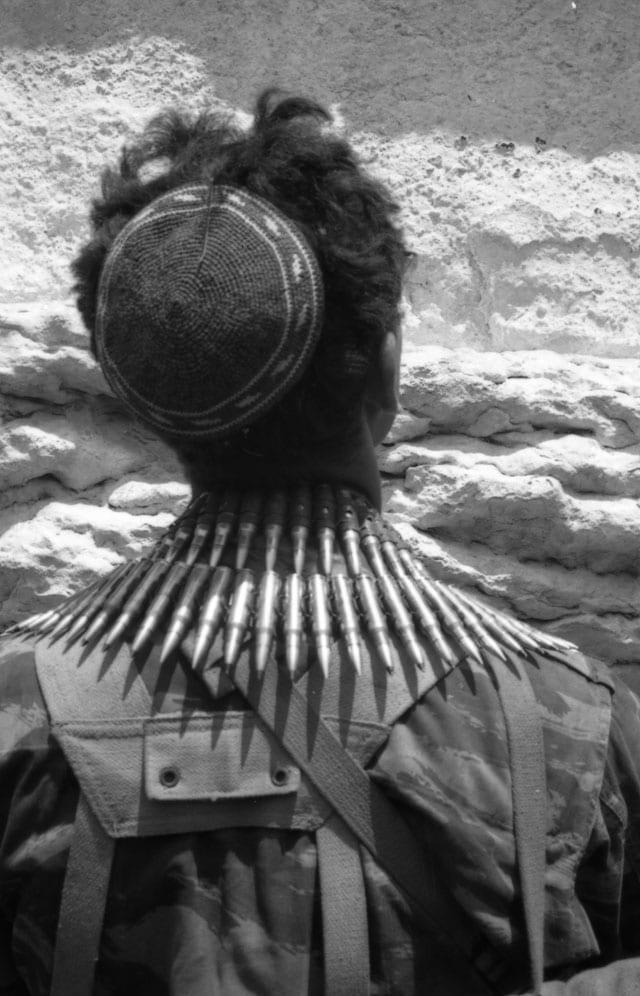 efifo, חייל ליד הכותל, מלחמת ששת הימים, יוני 1967. צילום: מיכה בר-עם. מוזיאון ישראל