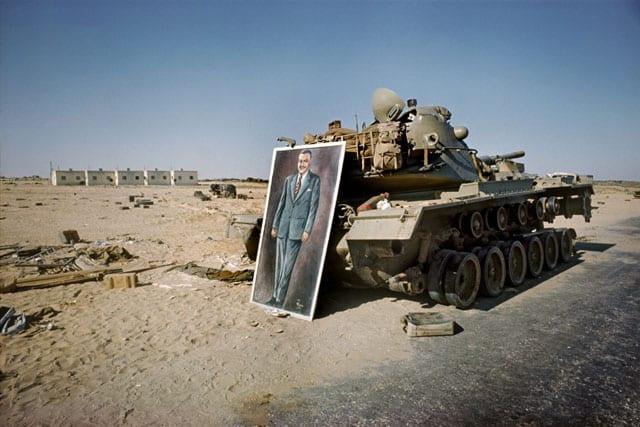 efifo, סיני, מלחמת ששת הימים, יוני 1967. צילום: מיכה בר-עם. מוזיאון ישראל
