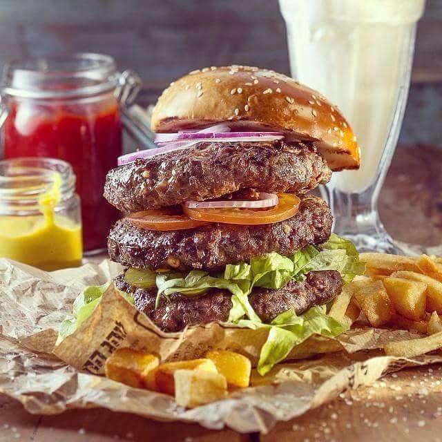 מסעדת המבורגרים הגראז-1