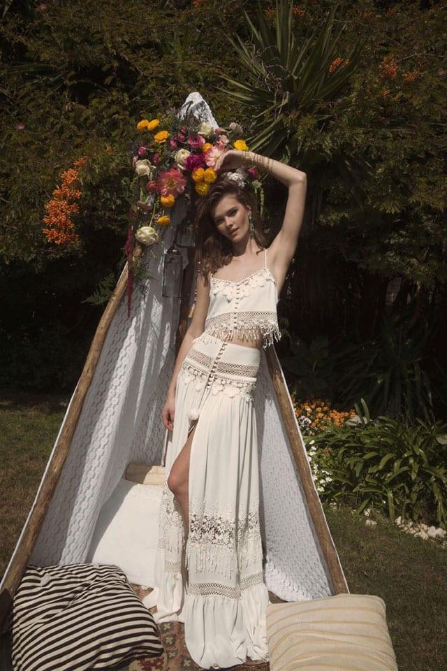 שמלת כלה של אייזן-שטיין. יריד כלות חכמות. EFIFO אתר אופנה, צילום: דביר כחלון