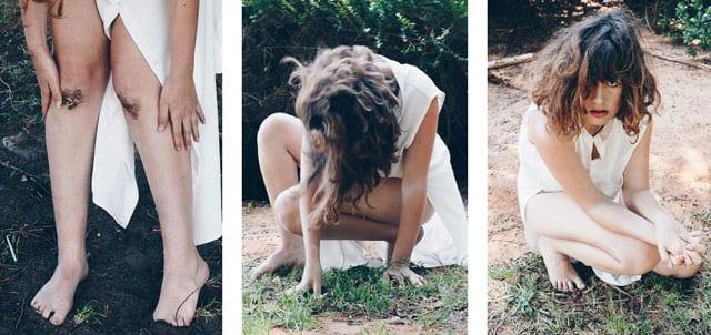 c,nubv: Growing pains -efifo, צילום: שרה דיין, סטיילינג: שרון סטאר,איפור: נועה צ'לסי דיין,דוגמנית: אלישבע וייל, צולם במסגרת פרויקט גמר ב-Ron Kedmi Workshops - 7
