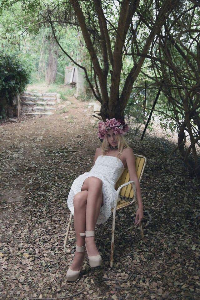 The flower girl-7