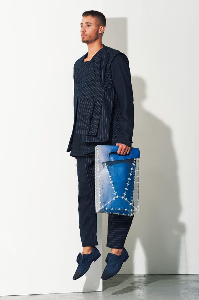 EFIFO מגזין אופנה. סיון לוין, 29, מעצבת אופנת גברים: SOLOCHROME-11