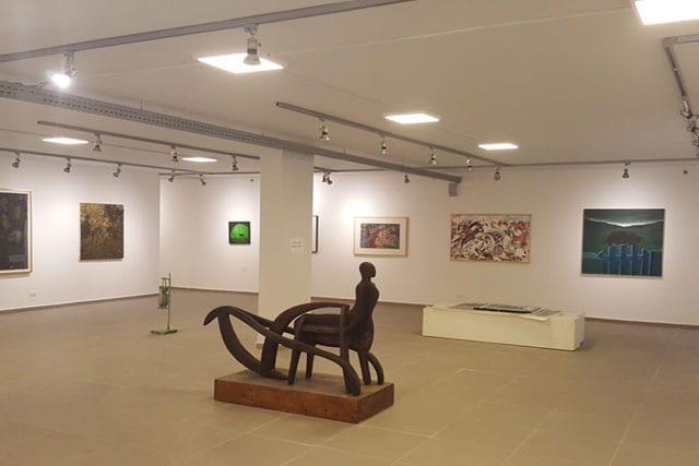אמנות מגשרת: אום אל פחם תארח אמנים יהודים וערבים