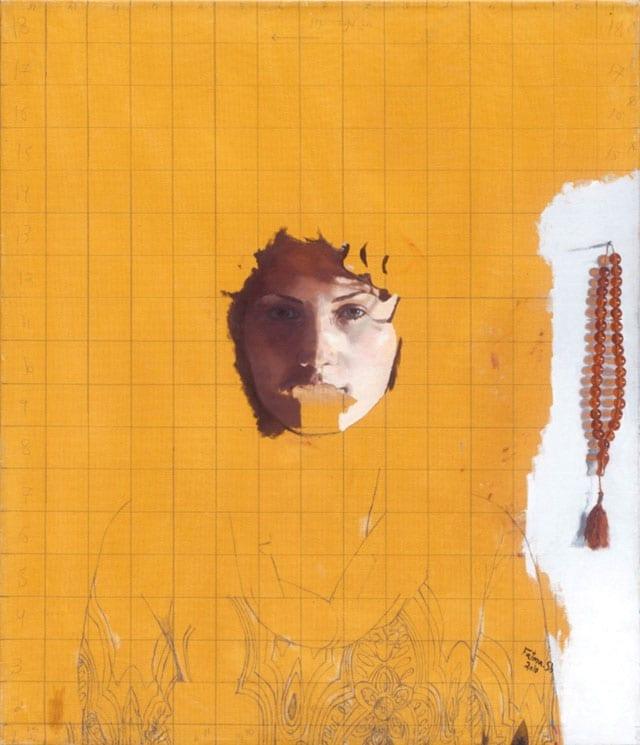 פאטמה שנאן דרע היא הזוכה בפרס שיף לאמנות לשנת 2016-1