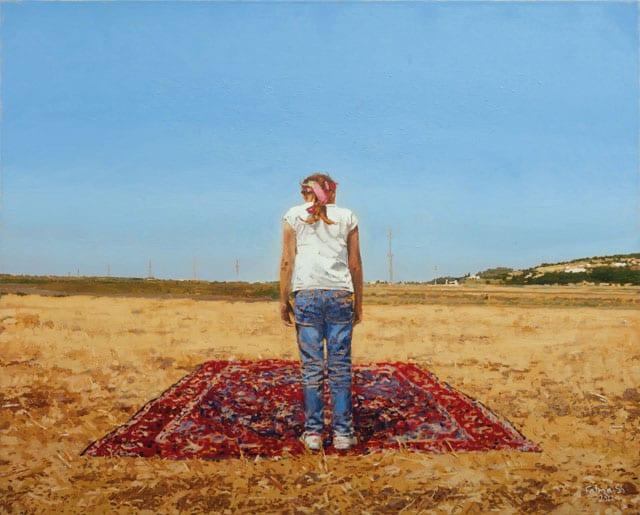 פאטמה שנאן דרע היא הזוכה בפרס שיף לאמנות לשנת 2016-3