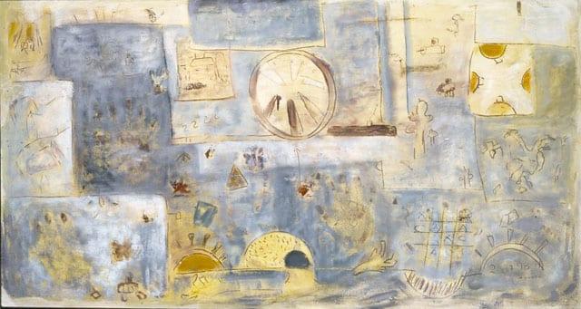 יום ביומו תערוכה של פלורה רובנר-1