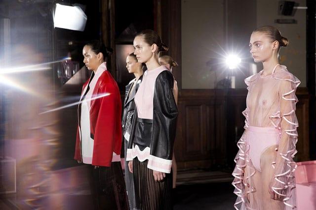 אלון ליבנה שבוע האופנה פריז אוקטובר 20167