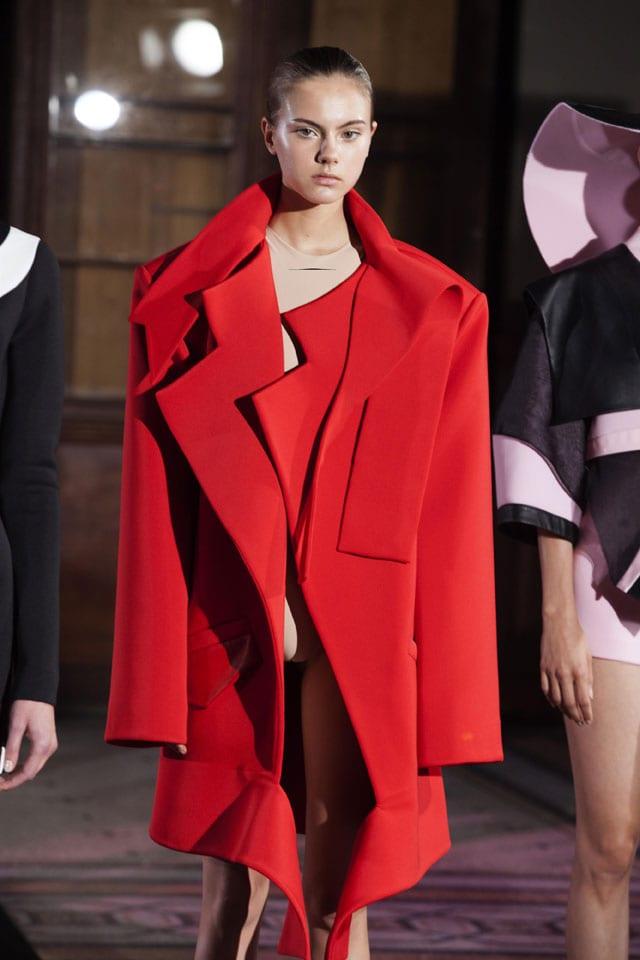 אלון ליבנה שבוע האופנה פריז אוקטובר 20165
