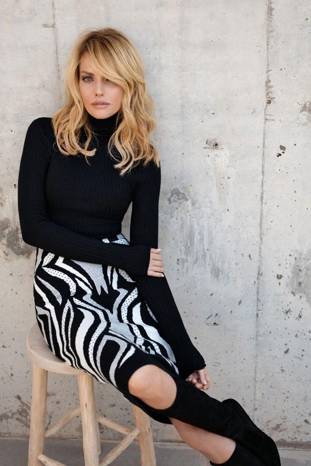 מגזין אופנה. קרייזי ליין, קמפיין סתיו חורף 2016-17, צילום: דודי חסון