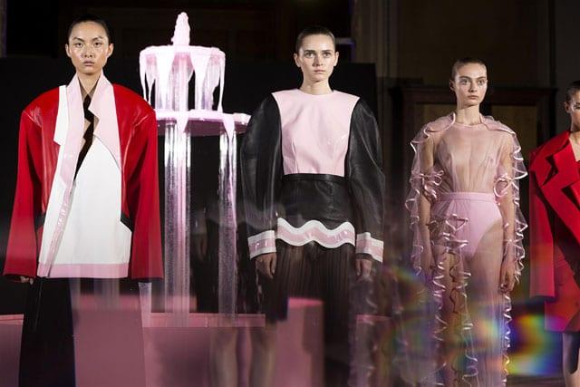 אלון ליבנה שבוע האופנה פריז אוקטובר 20169