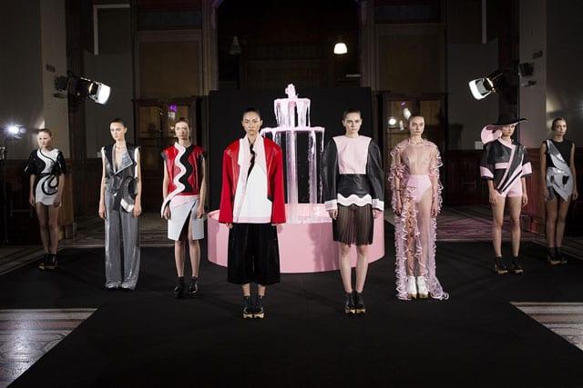 אלון ליבנה שבוע האופנה פריז אוקטובר 20168