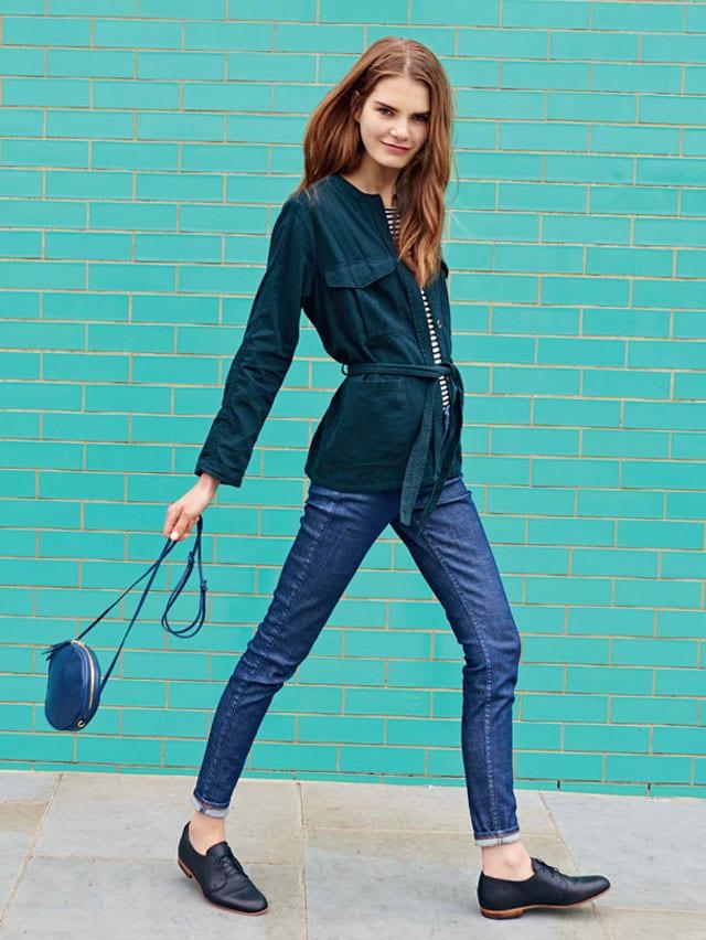 מגזין אופנה. קולקציית החורף של מותג הדנים Lee לנשים וגברים, סתיו חורף 2016-17-6