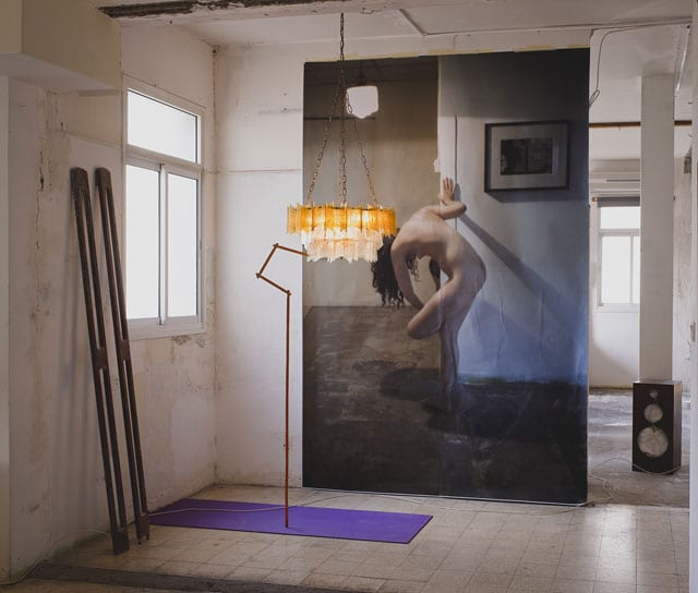 EFIFO מגזין אמנות. מוזיאון תל אביב: מארק יאשאייב-3