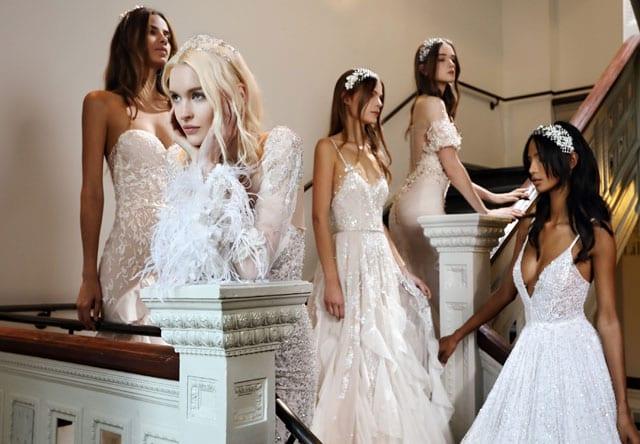 בתמונה: Inbal Dror Bride Dress. שמלות כלה של ענבל דרור. צילום: אייל נבו. צילום: אייל נבו - 10