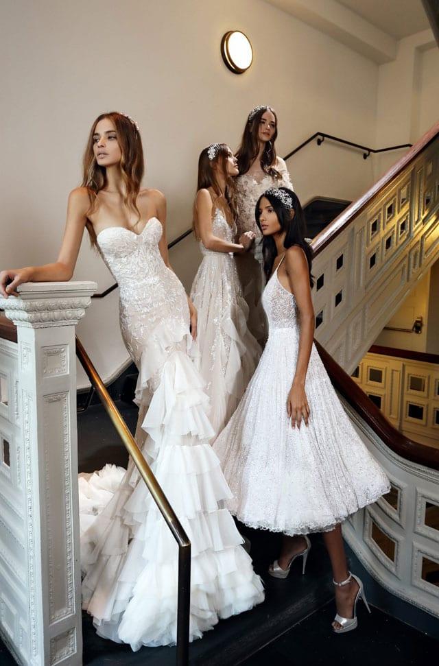 בתמונה: Inbal Dror Bride Dress. שמלות כלה של ענבל דרור. צילום: אייל נבו. צילום: אייל נבו - 8