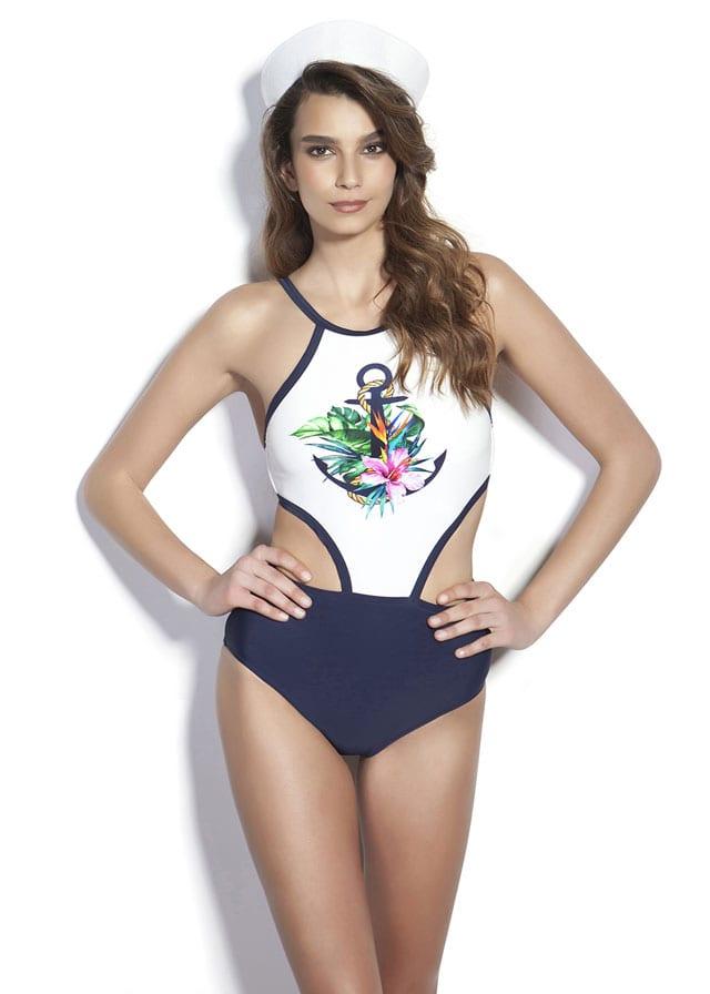 שני חזן - אפרודיטה - בגד ים שלם - טרנדים - סטייל - אופנת נשים - Fashion - אופנה ישראלית