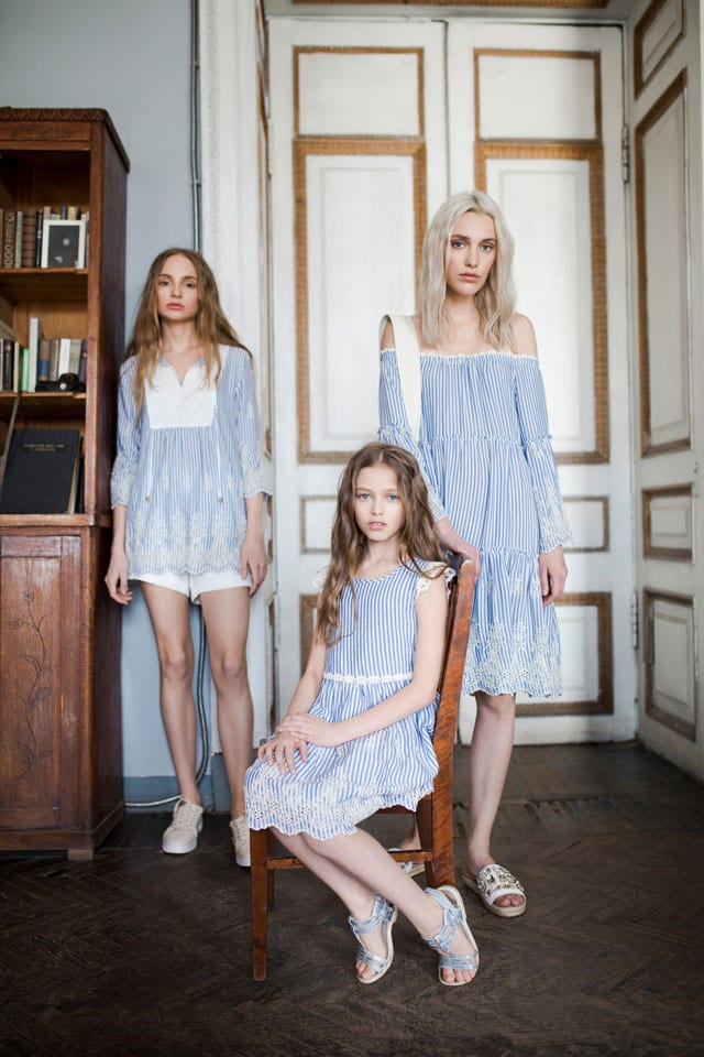 לארה רוסנובסקי - שמלות - טרנדים - סטייל - אופנת נשים - Fashion - אופנה ישראלית