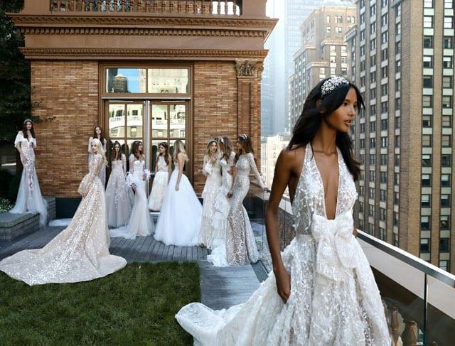 בתמונה: Inbal Dror Bride Dress. שמלות כלה של ענבל דרור. צילום: אייל נבו. צילום: אייל נבו - 5