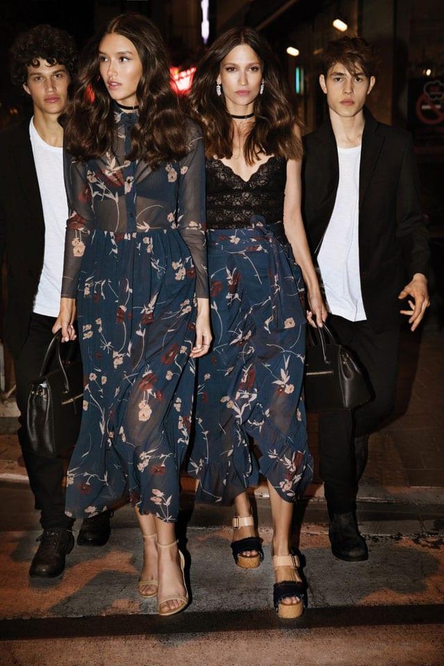 עמנואל - שמלה - טרנדים - סטייל - אופנת נשים - Fashion - אופנה ישראלית