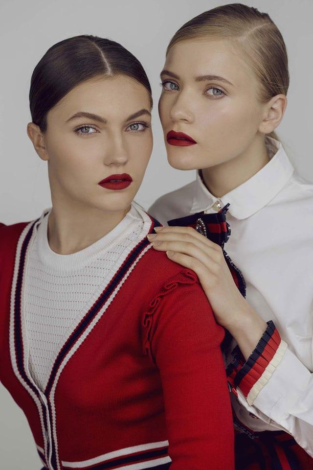 אופנה, קולקציות ומראות איפור לאביב - חברת NPM-3