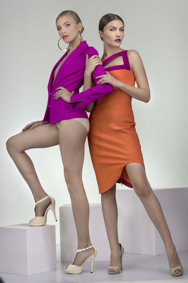 אופנה, קולקציות ומראות איפור לאביב - חברת NPM-7