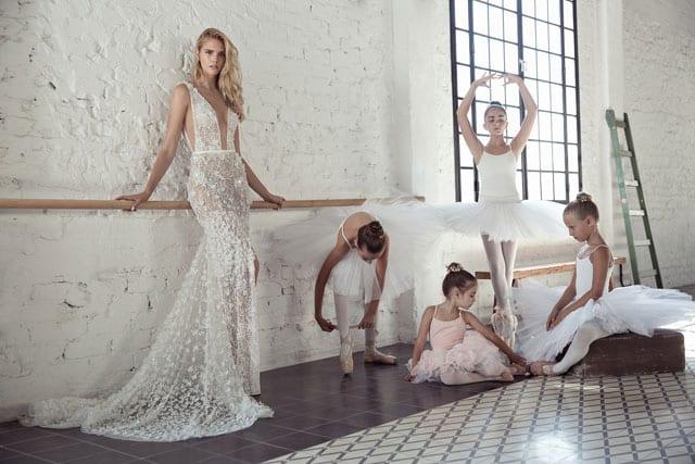 לי גרבנאו הציגה בשבוע האופנה לכלות בניו יורק את קולקציית 2017-5