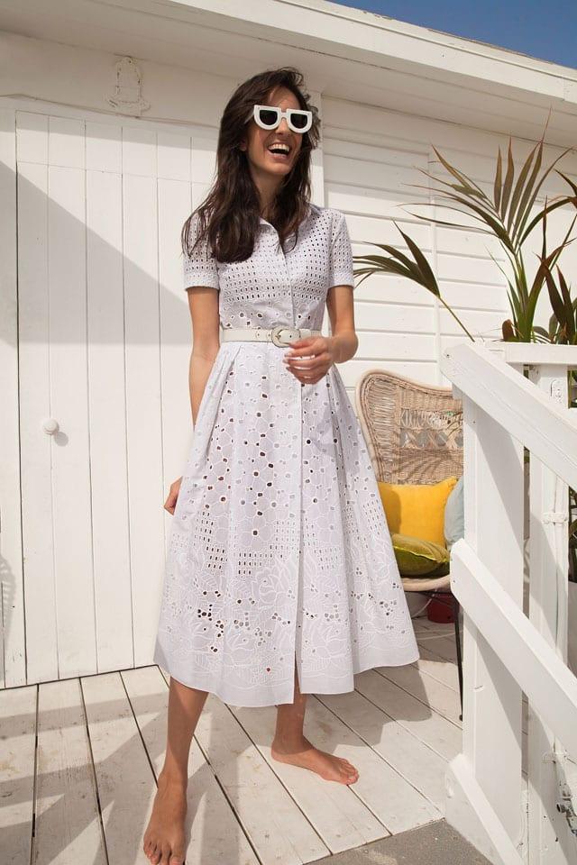 אליאן סטולרו שמלה 2100 שקל. צילום: מרינה מוסקוביץ כריס