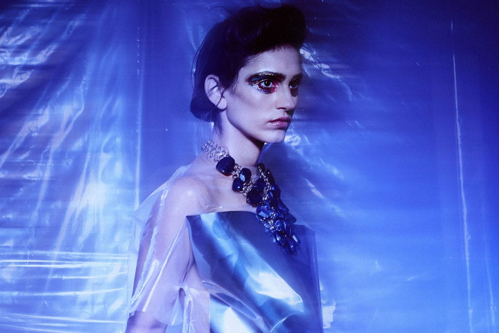 EFIFO. מגזין אופנה. הודא נקאש חוגגת סילבסטר, צילום: עדן גבאי-