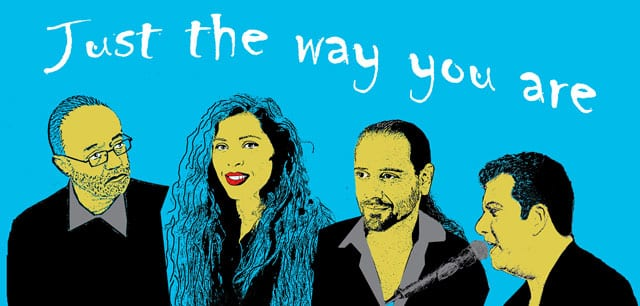 JUST THE WAY YOU ARE-2