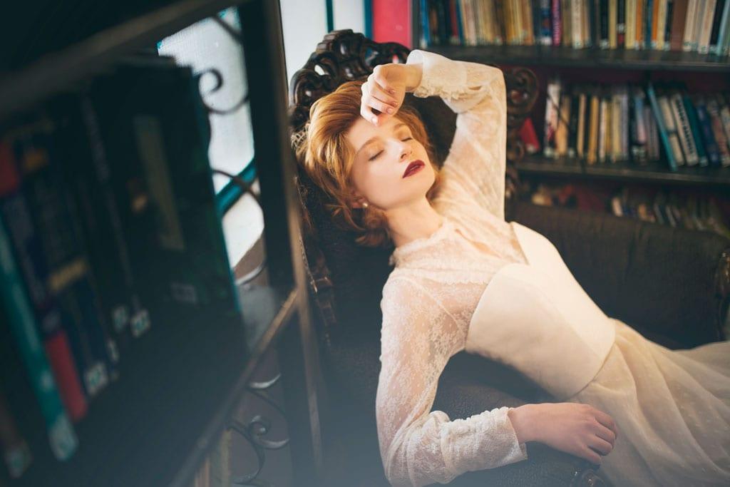 EFIFO אתר אופנה, שמלות כלה של לירון רובין, 5000-6800 שקל. צילום: רותם ברק