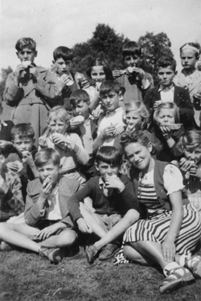 להציל את הילדים, 1938-1945-02