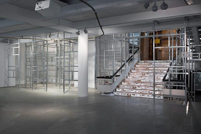 ביתן הלנה רובינשטיין לאמנות בת זמננו: סביבות עבודה-2