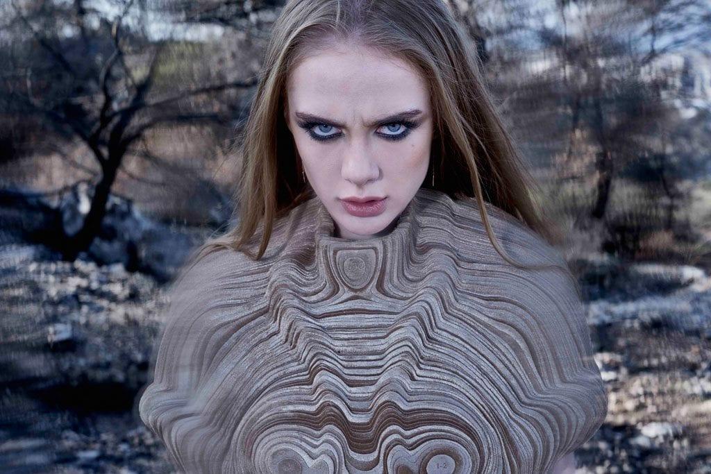 fashion designers, Women Fashion, Vogue: WOW - Photographer: Hay Turjeman--1