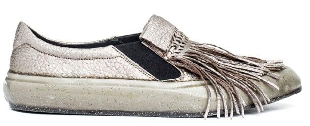נעלי נשים שוטוחות, נעלי בובה, נעלי נשף, efifo, promת נעליים, נשף פרם, אופנה, אתר אופנה, נעלי עקב לנשף פרום של אוריגינלס. מחיר: 2,590 שקל. צילום: קמילה סימון. ניתן להשיג ברשת אוריגינלס