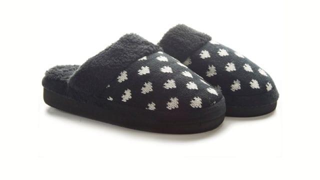 מגזין אופנה: נעלי מבית מפרווה מפנקת וחמימה-2