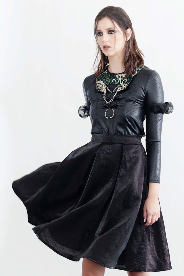 EFIFO. מגזין אופנה. יריד האופנה A' la moda -2