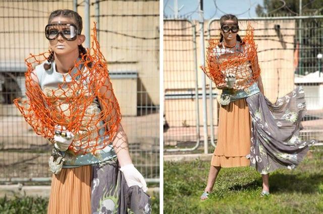 FASHION. ANTI FASHION, אופנה. אנטי אופנה, אופנה:צילום: אנטון סרקין, אנג'לינה גולינה, סטיילינג: קטי מינביץ, איפור: סבטלנה קוטלב, עיצוב שיער: ולנטינה שאצקי, דוגמנית: קסניה סטפנוב, אופנה: בוטיק G&I, תמרה (זכרון יעקוב), דורית שדה, בוטיק ורנר, EFIFO, אתר אופנה, EFIFO אתר אופנה-8