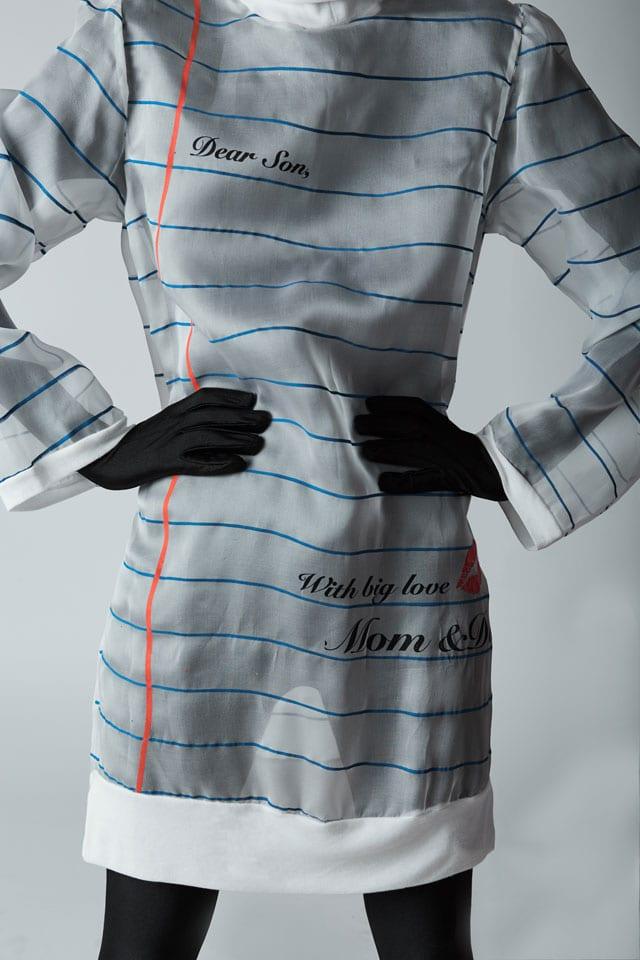 אופנה: ניר חצרוני. ״נוכח נעדר״. קפסולה 3