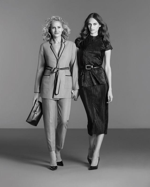 מגזין אופנה. הוניגמן נשים, קמפיין חג, מבצע 30% הנחה בלאק פריידי. צילום: גיא כושי ויריב פיין