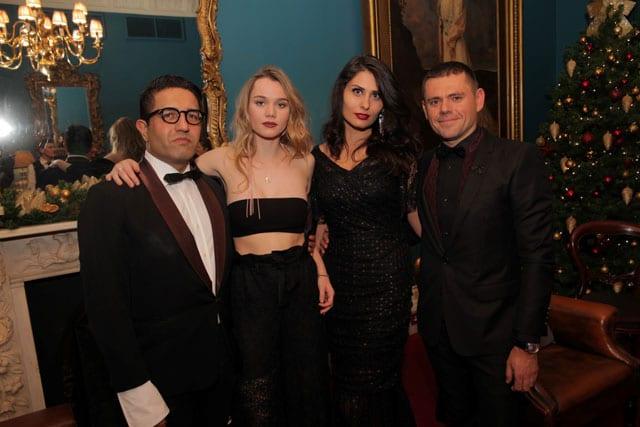 מגזין אופנה, טקס פרסי האופנה הבריטי בחסות אמריקן אקספרס-7